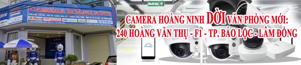 Camera Hoàng Ninh Bảo Lộc