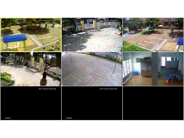 Giải pháp lắp đặt camera cho trường mầm non, nhà trẻ tại Bảo Lộc, Bảo Lâm
