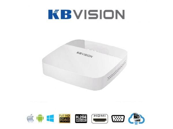 Đầu ghi hình 8 kênh KBVision HDCVI KB-7208TD