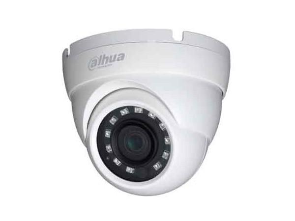 Camera HDCVI Starlight 2MP Dahua HAC-HDW1230MP dạng bán cầu