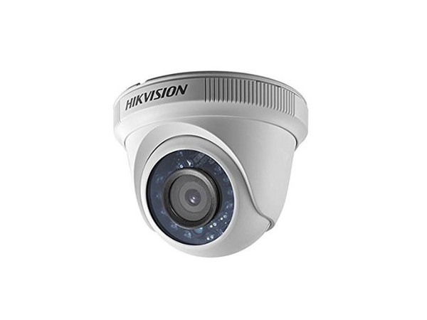 Camera HDTVI 2.0MPX Dome Hikvision DS-2CE56D0T-IR