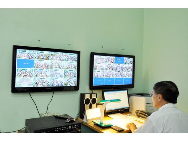 Lắp đặt camera quan sát cho trường học tại Bảo Lộc, Bảo Lâm